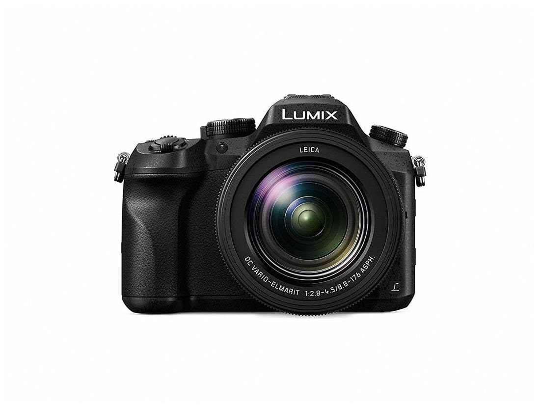 Panasonic Lumix DMC FZ2500 High Zoom Point and Shoot Camera