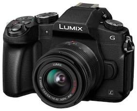 Panasonic Lumix DMC-G85 with 14-42 mm F3.5-5.6 MEGA O.I.S Lens kit