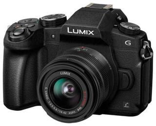 Panasonic Lumix DMC-G85 with 14-42 mm F3.5-5.6 MEGA O.I.S Lens kit