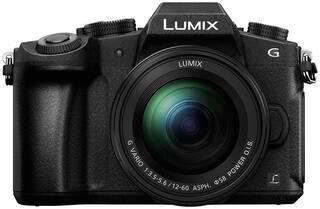 Panasonic Lumix G85 4K Mirrorless Camera, with 12-60mm Power O.I.S. Lens (Black)
