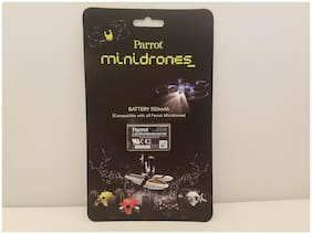 Parrot minidrones Rechargeable Lithium-Polymer (LiPo) Battery 550mAh  PF070181AA