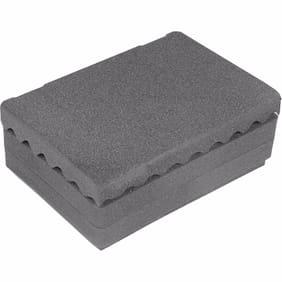 Pelican iM2400 Replacement foam. 4 piece set. - Foam is pluck.