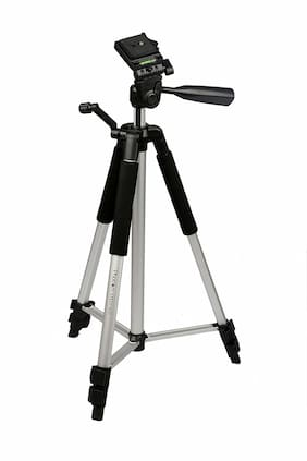 Photron Stedy 450 Tripod (Black & White,Supports Up to 2750 g)
