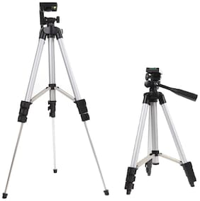 Pickmall  3110-41 Portable & Foldable Tripod Camera & Mobile