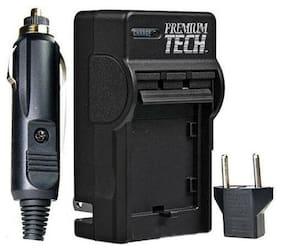 Premium Tech EN-EL14 Battery Charger for Nikon D5100 D5200 D5300 D5500 D5600