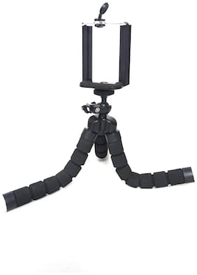 "PUNIX - Gorilla 10"" Inches Height, Fully Flexible Octopus Tripod Stand for Mobile Phones and DSLR Cameras"