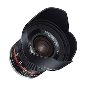 Rokinon 12mm f/2.0 NCS CS Manual Focus Lens for Fuji X Mount #RK12M-FX