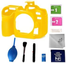 Easycover Nikon d750 Camera case ( Yellow )