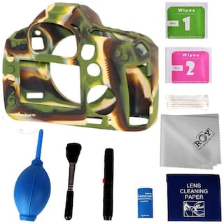 Roy EasyCover For CANON 5DM3 Camouflage Combo Camera Case cover