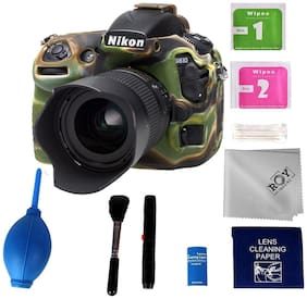 Roy EasyCover For Nikon D810 Camouflage Combo Camera Case cover
