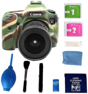 Roy EasyCover For canon 6D Camouflage Combo Camera Case cover