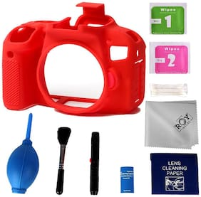 EasyCover Canon 800d Camera Case ( Red )