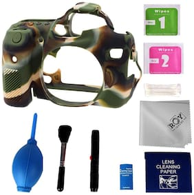 Roy EasyCover For CANON 70DCamouflage Combo Camera Case cover