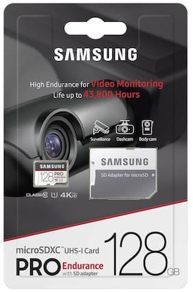 Samsung 128GB Micro SD SDXC MicroSD MicroSDXC Class 10 128G 128 GB PRO Endurance