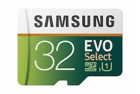 Samsung 32GB Micro EVO select U1 SD card fo Galaxy S10e S10 plus S9 S8 note 9 J8