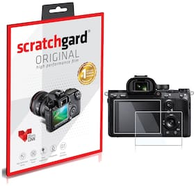 Scratchgard Sony A7 Mark III Ultra Clear PET Film Screen Protector