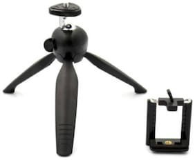 Shopatrones Mini Tripod for Mobile Phone Tripod Stand for Phone and Camera DSLR Mobile Holder