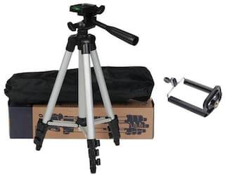 Shopatrones Tripod For Camera , Mobile & DSLR