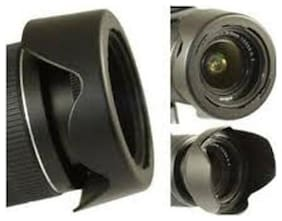 SHOPEE 55mm Reversible Flower-Type Lens Hood for Sony Alpha 18-55mm 55-200mm 75-300mm Lens