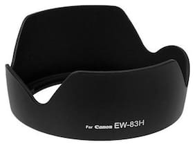 SHOPEE Bayonet Lens Hood, for Canon EOS EF 24-105mm f/4L is USM (Replaces for Canon EW-83H)