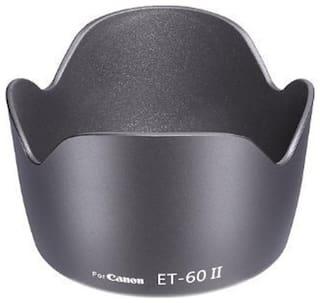 SHOPEE branded Camera Flower Lens Hood for Canon Eos Camera Lens Et 60 Replacment 18-55Mm 55-250Mm