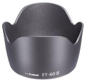 SHOPEE  FOR CANON EOS Et 60 Replacment 18-55Mm 55-250Mm Flower Lens Hood Camera Lens