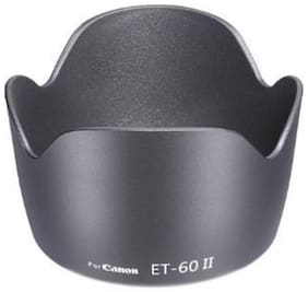 SHOPEE  FOR CANON EOS Et 60 Replacment 18-55Mm 55-250Mm Flower Lens Hood Camera Lens