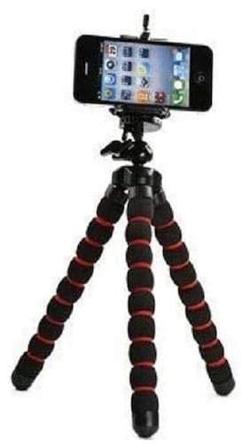"Shopline Gorilla Tripod 10"" Inches Height - Fully Flexible Octopus Medium Size Tripod Stand for Mobile Phones & DSLR Cameras"