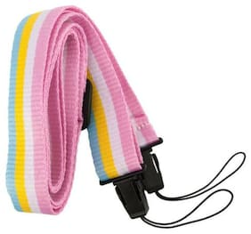 Shoulder Neck Strap For the Fuji Instax Mini 9 8 8+ Camera Rainbow Striped