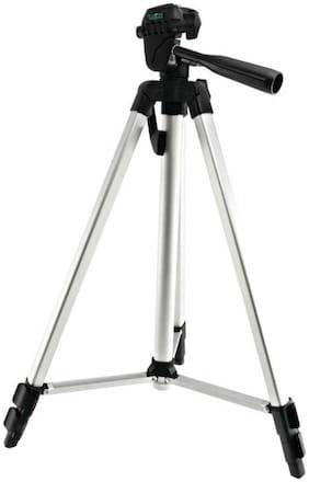 ShutterBugs SB-879 Tripod (Black & Silver)