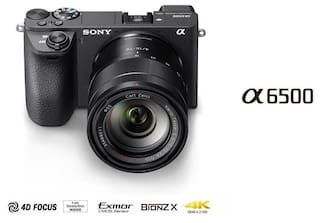 Sony Alpha A6500 Mirrorless Camera (Body Only) Image
