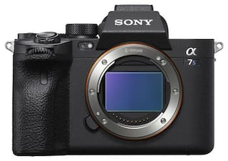 Sony Alpha A7S III (Body Only) 12 MP Mirrorless Digital Camera (Black)
