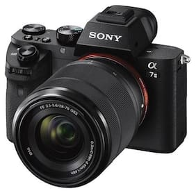 Sony ALPHA ILCE-7M2K (24.3 MP) With FE 28-70mm f/3.5-5.6 OSS Digital E-mount Interchangeable Lens Full Frame Mirrorless Camera (Black)