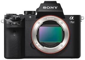 Sony ALPHA ILCE-7M2 (24.3 MP) DSLR Camera (Black) + Carry Case + 16GB SD Card