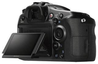 Sony Alpha ILCA-68M (24.2 MP) DSLR Camera (Black) + Free Photographer s Jacket