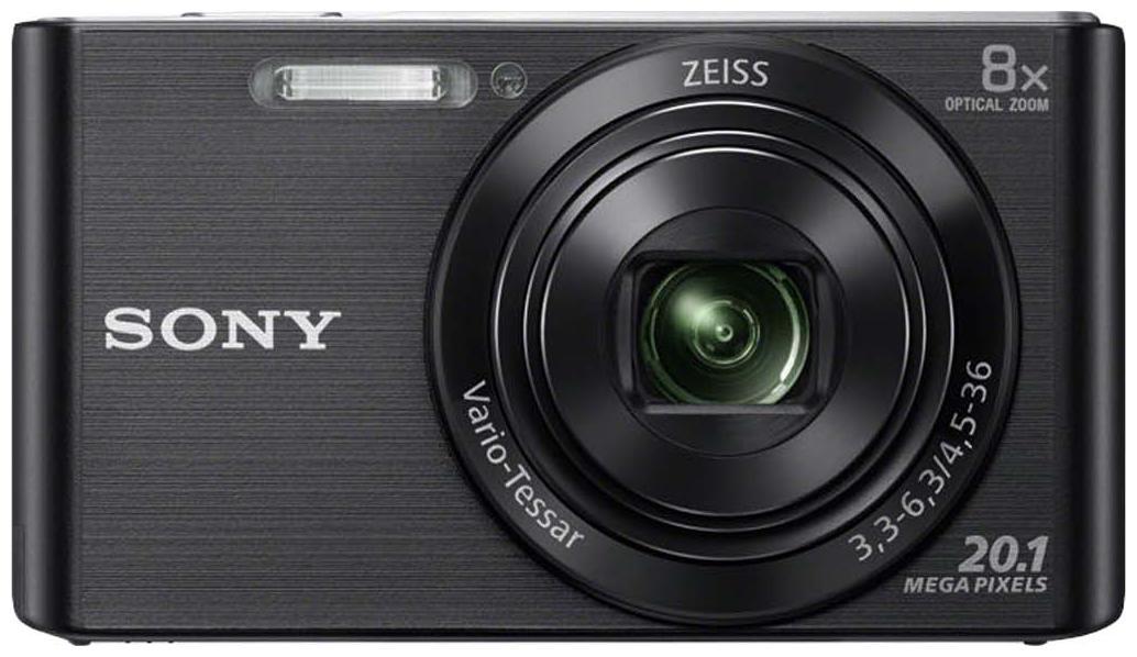 Sony Cyber-shot DSC-W830 Point & Shoot (Black)