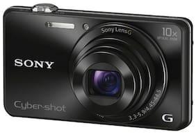 Sony Cyber-Shot DSC-WX220 Point & Shoot Camera (Black)