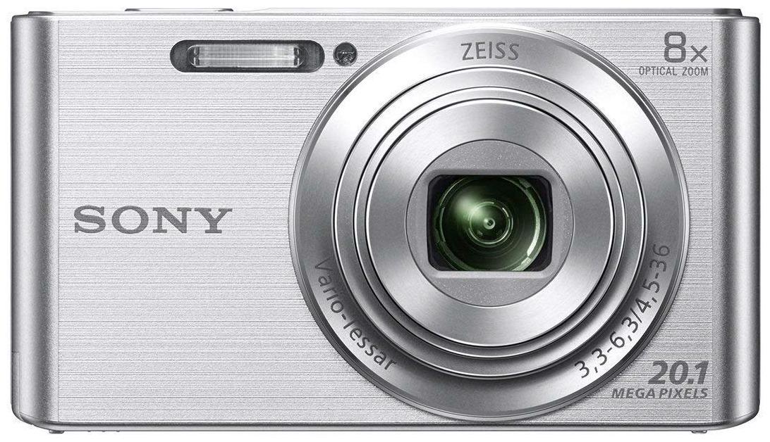 Sony Cyber-shot DSC-W830 Point & Shoot (Silver)