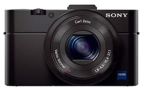 Sony DSC-RX100 II 20.2 MP High Zoom Point & Shoot Camera (Black)