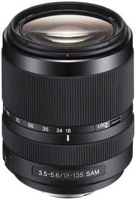 Sony DT 18-135 mm F3.5-5.6 Lens (Black)