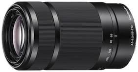 Sony E 55-210 mm F 4.5-6.3 OSS Lens (Black)