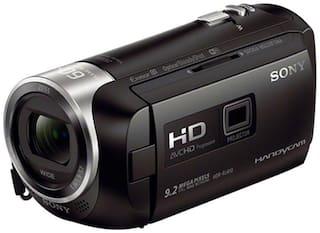 Sony HDR-PJ410 Camcorder (Black)