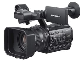 Sony HXR-NX200 4K Video Camcorder (Black)