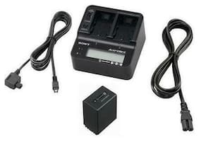 Sony Power Supply  Fast Dual Charger for XDCAM / NXCAM / MC Series Camcorders