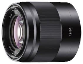 Sony SEL50F18F (FE 50MM F1.8) Fisheye Lens (Black) For ILCE Series