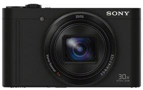 Sony W Series Cyber-shot DSC-WX500/B 18.2 MP Point & Shoot Camera (Black)