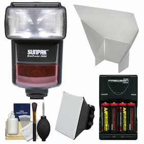 Sunpak DigiFlash 3000 Electronic Flash Unit for Canon EOS E-TTL II DSLR Cameras