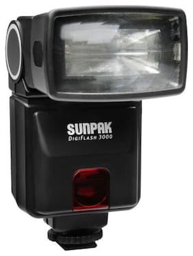 Sunpak DigiFlash 3000 Electronic Flash Unit for Nikon iTTL DSLR Cameras