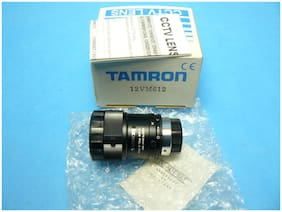 "Tamron 12VM612 CCTV lens vari-focal manual iris 1/2"" C-mount 6-12mm f/1.4 New"