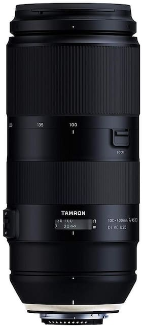 Tamron A035N 100-400mm F/4.5-6.3 Di VC USD Lens for Nikon DSLR Camera (Black)